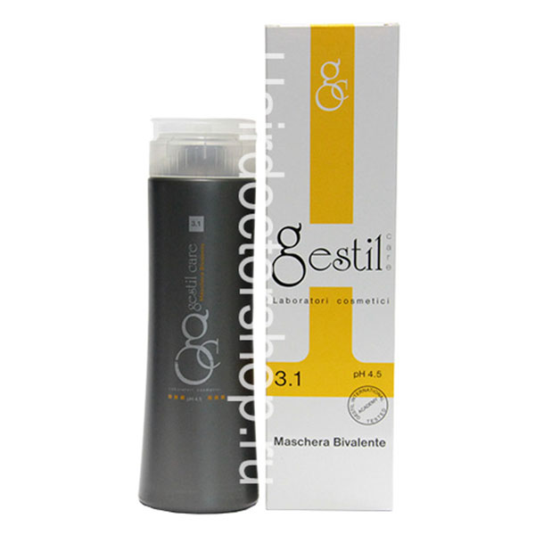 маска для роста волос бивалентная Gestil 3.1 Maschera Bivalente
