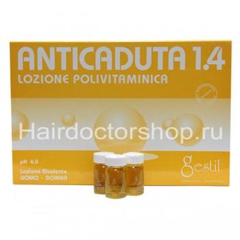 Поливитаминный укрепляющий лосьон Gestil 1.4  при выпадении волос