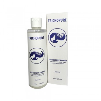 Trichopure Shampoo Антисеборейный Шампунь Трихопьюр