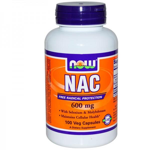 Витамины для волос Nac